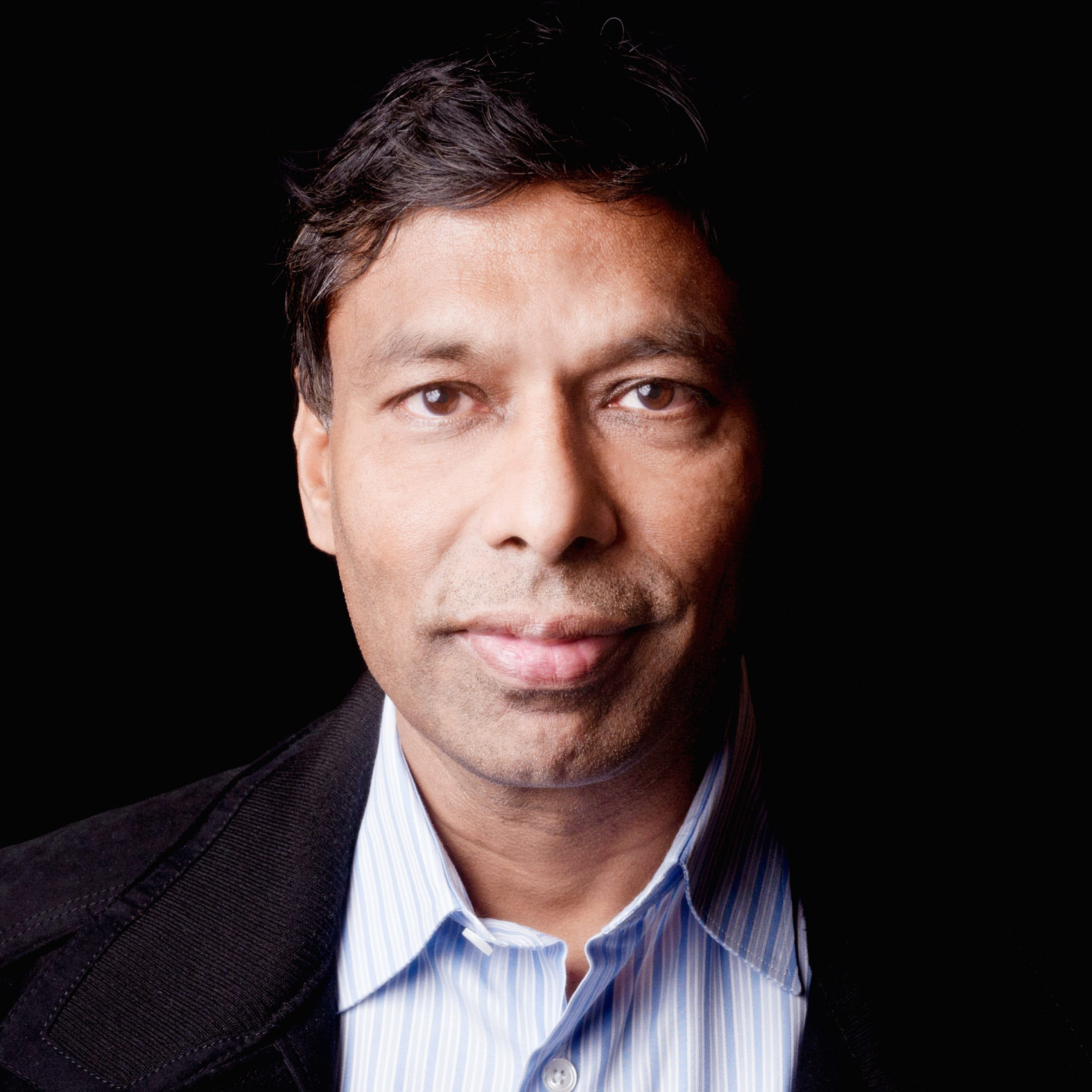Naveen Jain photographed by Kevin Abosch